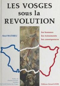 Les Vosges sous la Révolution