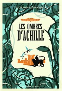 Les enquêtes d'Hermès (Tome 4) - Les ombres d'Achille