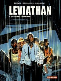 Leviathan (Tome 2) - Quelque chose sous nos pieds