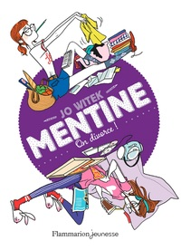 Mentine (Tome 5) - On divorce !