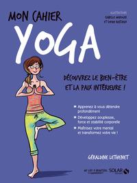 Mon cahier Yoga