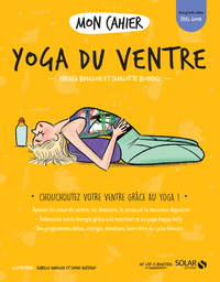 Mon cahier Yoga du ventre