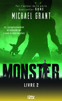 Monster tome 2
