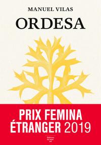 Ordesa - Prix Femina étranger 2019