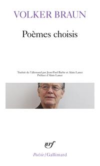 Poèmes choisis