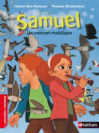 Samuel, un concert maléfique - Roman Fantastique - De 7 à 11 ans