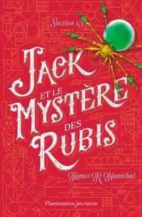 Section 13 (Tome 2)  - Jack et le mystère des rubis