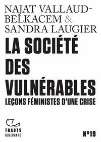 Tracts (N°19) - La Société des vulnérables. Leçons féministes d'une crise
