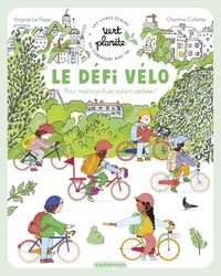 Vert Planète - Le défi vélo