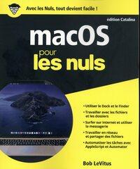 macOS édition Catalina pour les Nuls